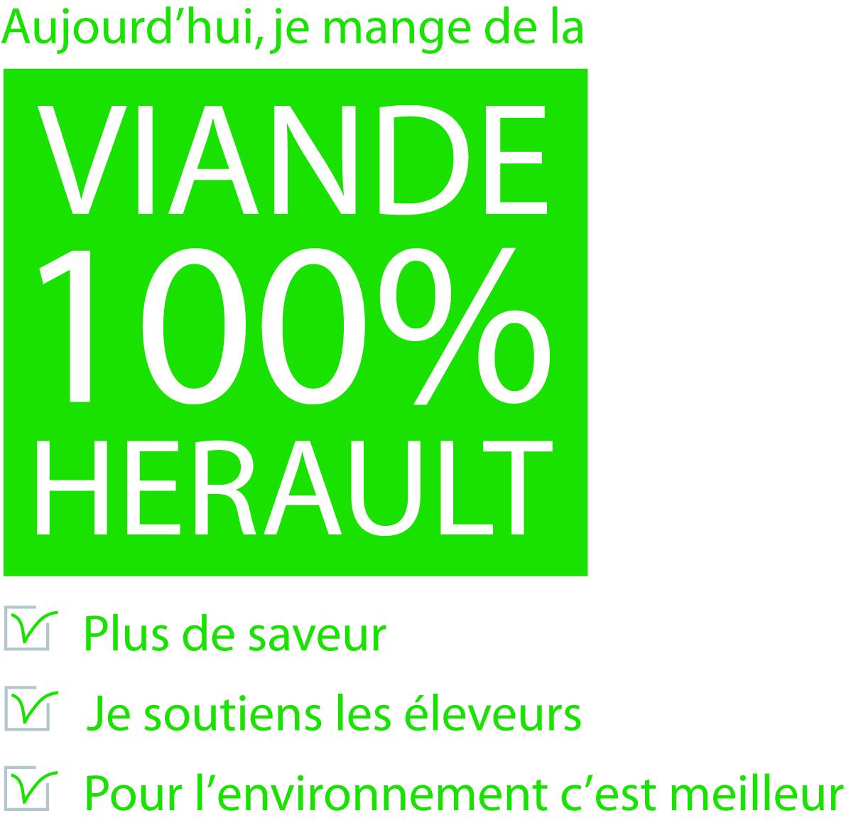 100 viande herault